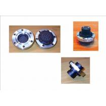 Flange CF40 - Insert in PPS - 20 contacts Male/Male