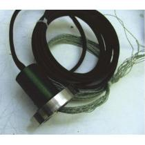 Flange CF40 with Thermocouple type K
